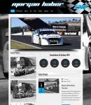 Morgan Haber's V8 Supercar site